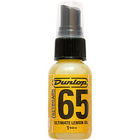 Лимонное масло Dunlop 6551 Fretboard 65 Ultimate Lemon Oil