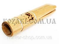 Манок духовой на утку деревянный Дуэт малый
