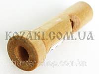 Манок духовой на рябчика деревянный Дуэт