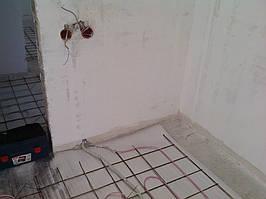 Теплый электрический пол в качестве основного отопления в частном 2-х этажном доме площадью 140 м2 2