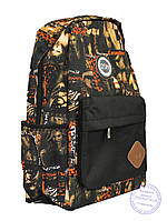 Рюкзак с фото принтом для девочек 503-5, фото 1