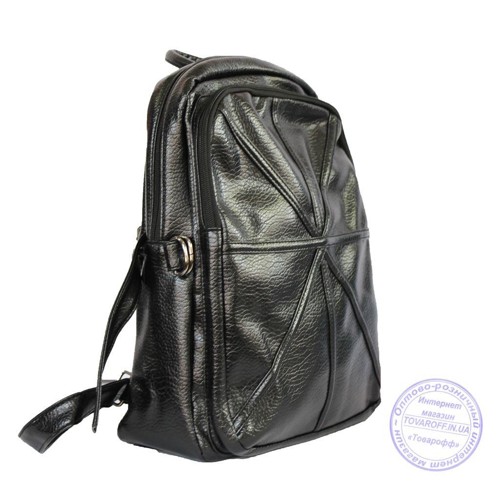 Рюкзак из эко-кожи - 7215