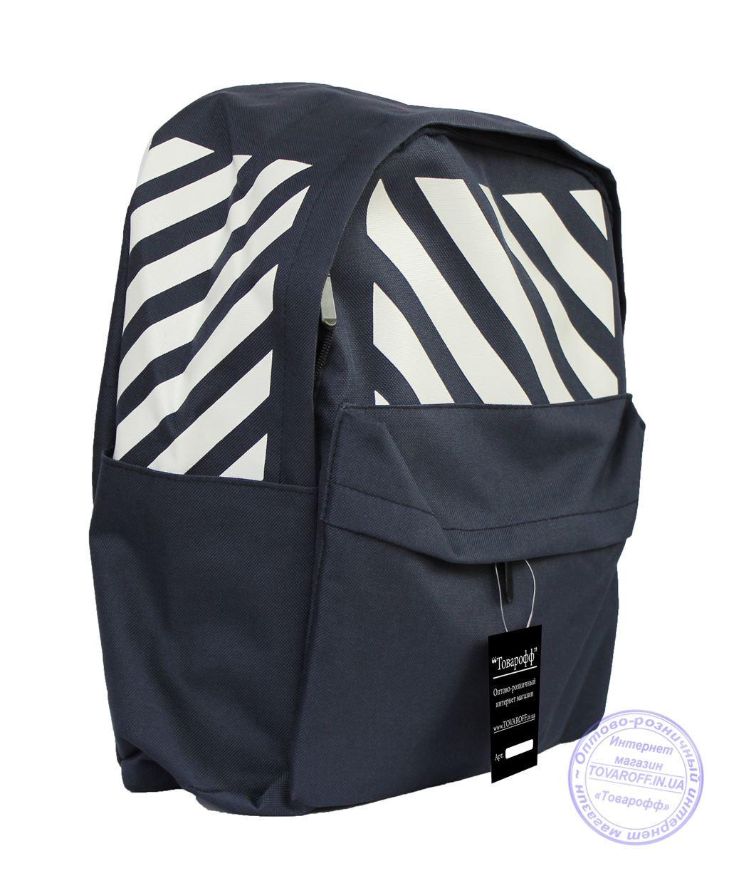 Универсальный спортивный рюкзак - темно-синий - 8145