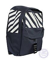 Универсальный спортивный рюкзак - темно-синий - 8145, фото 1