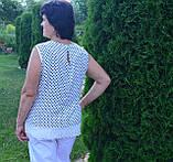 """Блуза женская  летняя """"Милашка"""" , фото 8"""