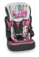 Автокресло детское Bertoni X-Drive Plus Pink Tour