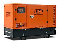 Однофазный дизельный генератор RID 30/1 S-SERIES S (24 кВт) в капоте  + зимний пакет + автозапуск