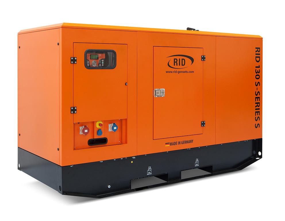 ⚡RID 130 S-SERIES S (104 кВт) в капоте + зимний пакет + автозапуск