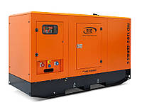 Трехфазный дизельный генератор RID 130 S-SERIES S (104 кВт) в капоте  + зимний пакет + автозапуск