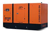 Трехфазный дизельный генератор RID 150 S-SERIES S (120 кВт) в капоте  + зимний пакет + автозапуск