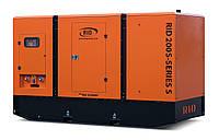 Трехфазный дизельный генератор RID 200 S-SERIES S (160 кВт) в капоте  + зимний пакет + автозапуск