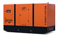 Трехфазный дизельный генератор RID 250 S-SERIES S (200 кВт) в капоте  + зимний пакет + автозапуск