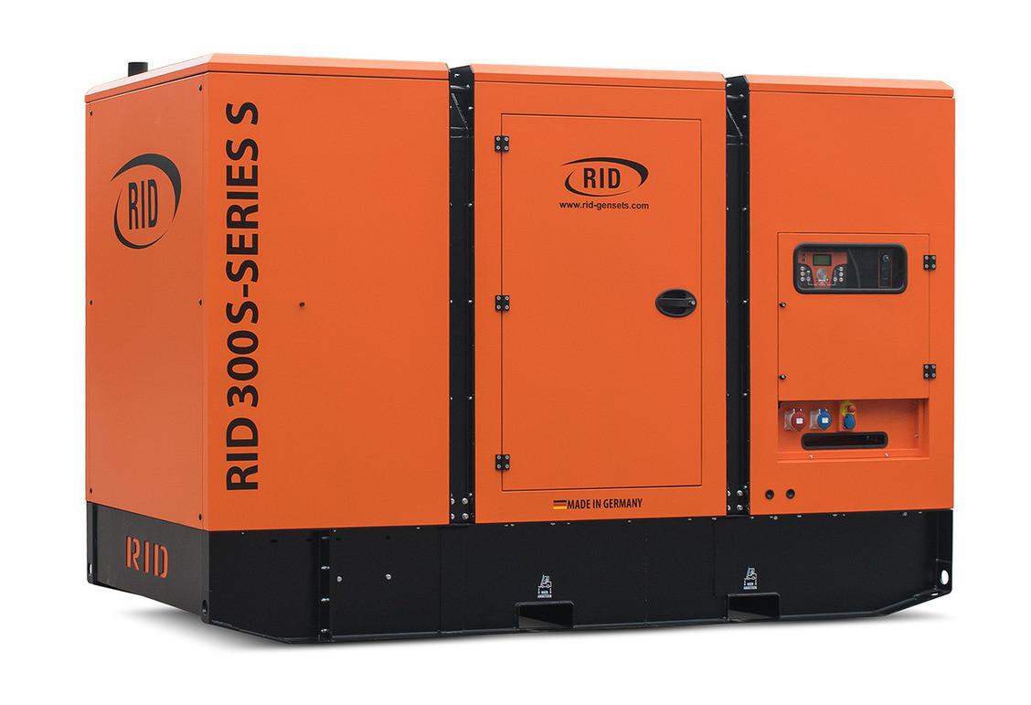 ⚡RID 300 S-SERIES S (240 кВт) в капоте + зимний пакет + автозапуск