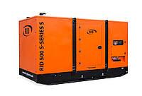 Трехфазный дизельный генератор RID 500 S-SERIES S (400 кВт) в капоте  + зимний пакет + автозапуск