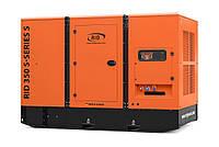 Трехфазный дизельный генератор RID 350 S-SERIES S (280 кВт) в капоте  + зимний пакет + автозапуск