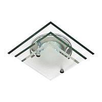Светильник точечный FERON 4153DL под  MR16 хром ( стекло-3 уровня)