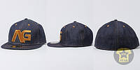 Летняя кепка ( бейсболка , снепбек ) Analog The Crankcase New Era Hat in Blue ( синий )