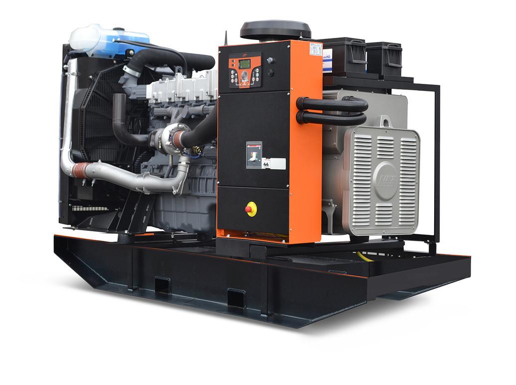 Трьохфазний дизельний генератор RID 350 S-SERIES (280 кВт) відкритий + автозапуск