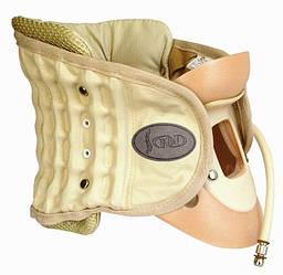 Надувной корсет для устранения боли при шейном остеохондрозе (Maxi)