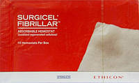 Гемостатический материал Surgicel® Fibrillar™  10.2 x 10.2