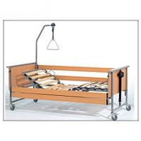 Кровать медицинская четырехсекционная с электроприводом Domiflex, ADL (Германия)