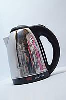 Дисковый чайник Hilton WK 9227, кухонная техника, товары для кухни, электрочайник
