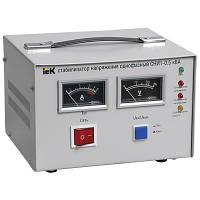 Стабилизатор напряжения IEK СНИ1-0,5 кВА