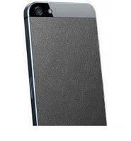 DST201BK Leather sticker for iPad 2 black (IWILL)