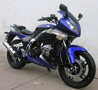 Мотоцикл SPIKE 250-2. Двигатель Zongshen 250 c балансировочным валом