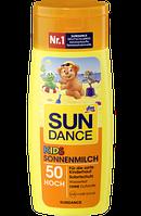 Детское солнцезащитное молочко SUNDANCE KIDS Sonnenmilch LSF 50