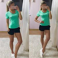 Костюм-двойка Nike футболка+шорты
