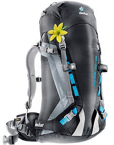 Рюкзак альпинистский женский Deuter Guide 30+ SL black/titan (33563 7490)
