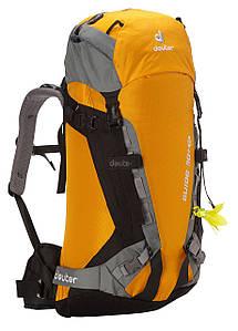 Рюкзак альпинистский женский Deuter Guide 30+ SL sun/titan (33563 8430)