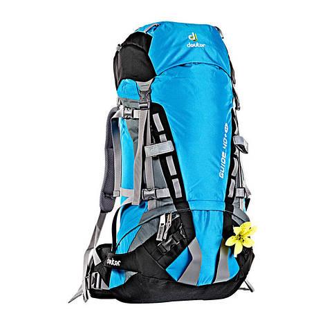 Рюкзак альпинистский женский Deuter Guide 40+ SL turquoise/black (33583 3711)