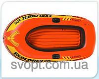 Надувная лодка Explorer (185х94х41 см) Intex 58330