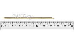 Luxury Апельсиновые палочки W-02 для маникюра (15см 5шт), фото 3