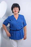 Красивая женская блузка до 58 размера