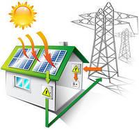Солнечные станции-зеленый тариф