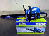 Бензопила Werk WS-5200M