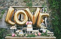 Фольгированные шары LOVE 80 см