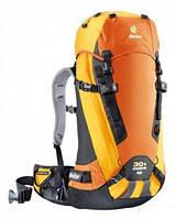 Рюкзак альпинистский женский Deuter Guide 30+ SL mandarine-sun (33569 9810)