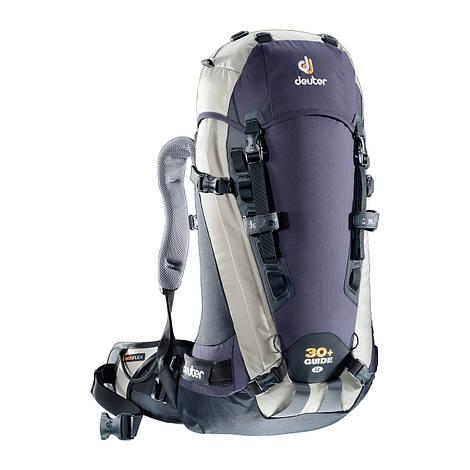 Рюкзак альпинистский женский Deuter Guide 30+ SL bluberry-silver (33569 5014)