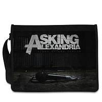 Сумка MX-1 Asking Alexandria 02