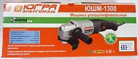 Болгарка Югра Энергомаш ЮШМ-1300 125