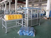 Упаковочные машины для канистр и бутылок