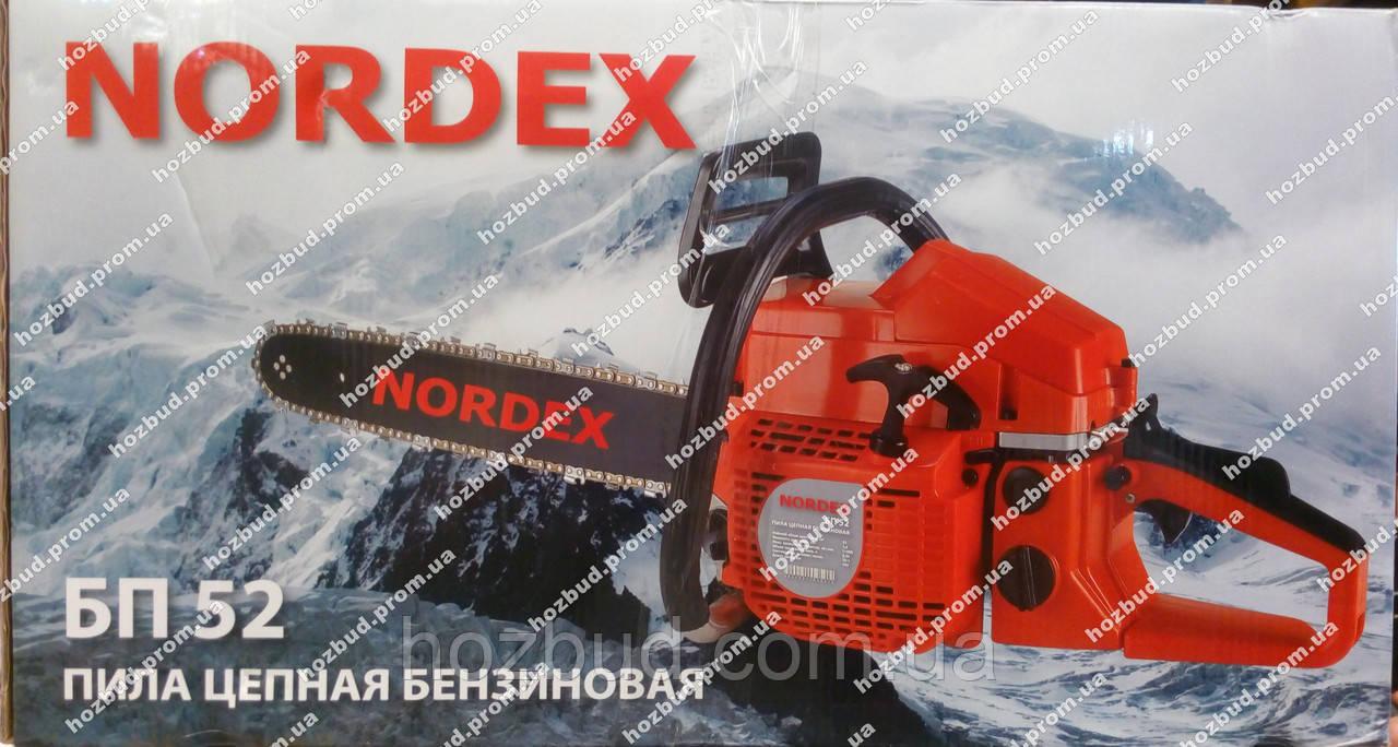 Бензопила NORDEX БЖ 52