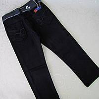 Джинсы-брюки ЧЕРНЫЕ для мальчика 6-9 лет. Zeiser, Турция. Джинсы для школьников, школьные джинсы. , фото 1