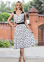 Женское платье с открытой спинкой, фото 1