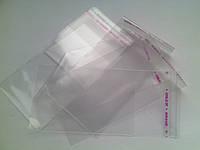Пакет полипропиленовый с липкой лентой 4*6см