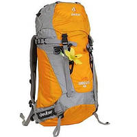 Рюкзак туристический Deuter Guide Lite 28 SL sun/silver (33539 7030)